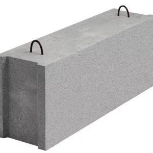 фундаментный блок 12