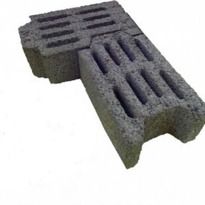 Керамзитоблок М 35 500х300х188 Пазогребневый