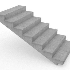лестничные марши бетонные