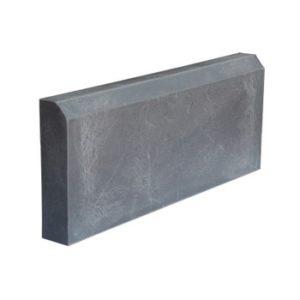 Бордюр тротуарный полимерпесчанный 500х200х50 мм