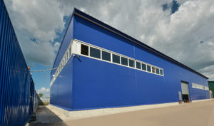 Наше производство строительных материалов