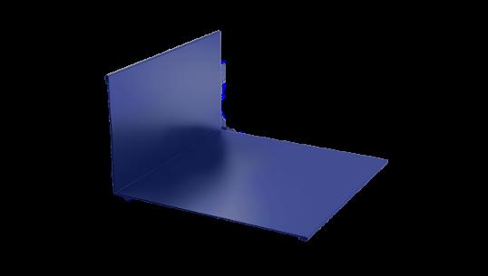 Планка примыкания верхняя (145*250 мм)  Рrintech