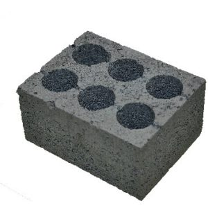 Керамзитоблок М 50 390х290х188 стеновой