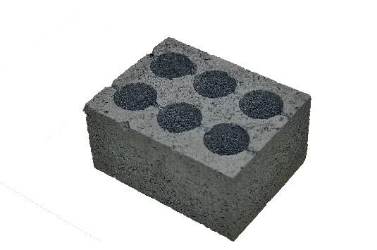 Керамзитоблок М 50 390х300х188 стеновой