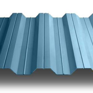 Профнастил НС-35 с полимерным покрытием 0.45 мм, цена за м2