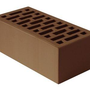 Кирпич керамический полуторный «шоколадный»