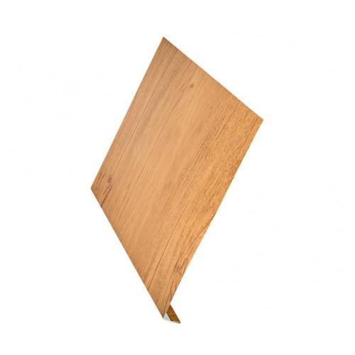Ветровая планка сталь оцинкованная с полимерным покрытием Printech