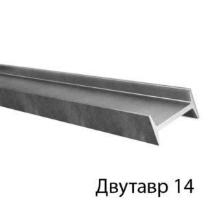 Двутавровая балка 14 12 м