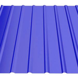 Профнастил С-18 с полимерным покрытием 0.4 мм, цена за м2