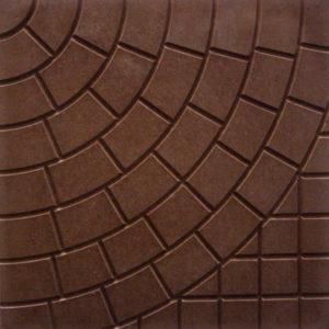 плитка паутинка шоколадный
