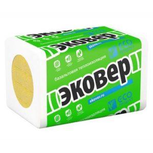 Утеплитель Эковер Стандарт 50 1000x600x50 мм 12 штук в упаковке