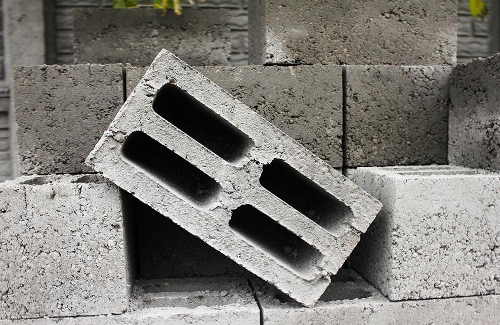 керамзито бетонные блоки