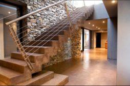 Технология изготовления монолитных лестниц
