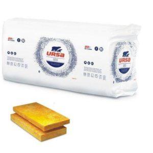 Плиты теплоизоляционные URSA GEO П-15 1250х610х50 мм 20 шт в упаковке