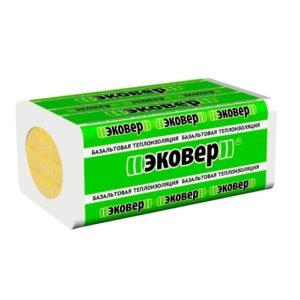 Утеплитель Эковер Фасад-Декор Оптима 1000x600x100 мм 3 шт в упаковке