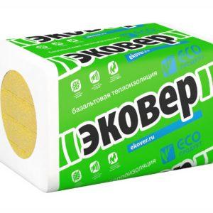 Утеплитель Эковер Лайт 35 1000x600x100мм 6 шт в упаковке