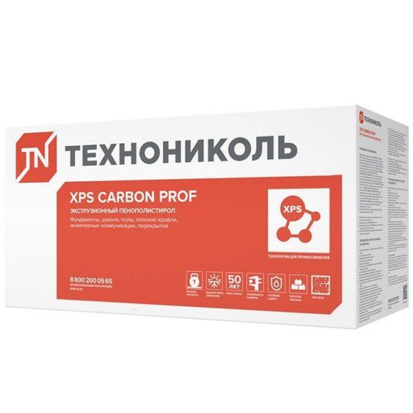 Утеплитель ТехноНиколь CARBON  PROF 1180х580х50