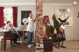 Звукоизоляция в квартире