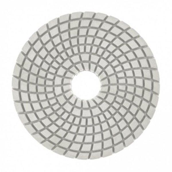 Круг алмазный гибкий шлифовальный Matrix Черепашка 100 мм, P100 мокрое шлифование