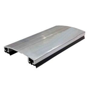 Планка прижимная алюминиевая верхняя шир. 60 х 6000 мм