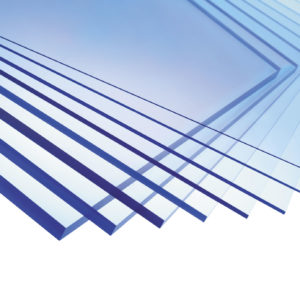 Монолитный поликарбонат прозрачный Премиум(стандарт) 1,5 мм 2050х3050