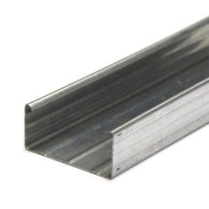 Профиль потолочный Кнауф, 60×27×3000мм t=0,6