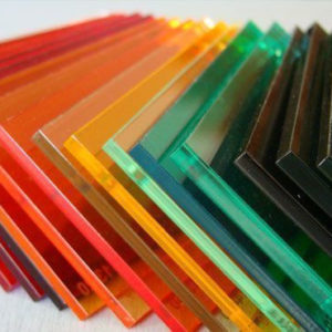 Монолитный поликарбонат цветной Премиум(стандарт) 1,5 мм., лист 2050х3050