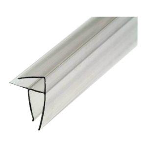 Угловой профиль, прозрачный 4-6 мм