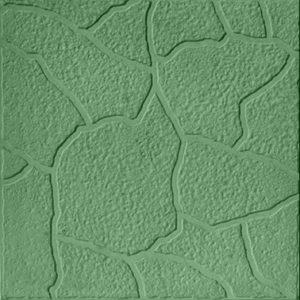 """Тротуарная плитка """"Песчаник"""" 300х300х30 (зеленый, кирпичный)"""