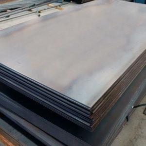 Лист оцинкованный 2 мм ст.08кп/пс 1.25х2.5 м