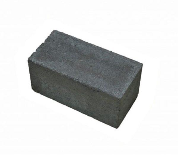 Фундаментный блок (полнотелый) 390х190х188 М-35
