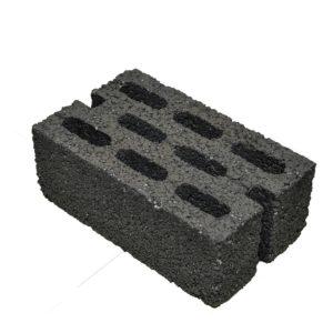 Керамзитобетонный блок (стеновой) 500х300х188 М-35