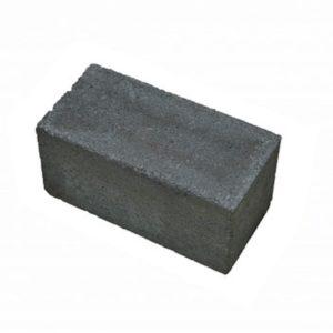 Керамзитобетонный блок (полнотелый) 390х190х188