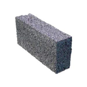 Керамзитобетонный блок (перегород.) 390х120х188 М 35
