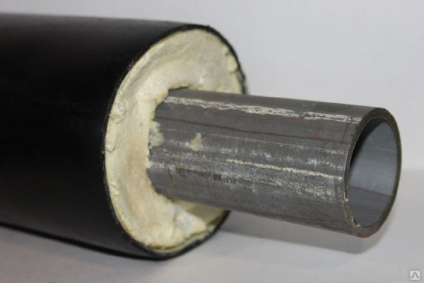 Труба ППУ-ПЭ ст.20 25х125