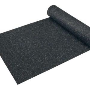 Покрытие резиновое Kraitec Top Black 4 мм