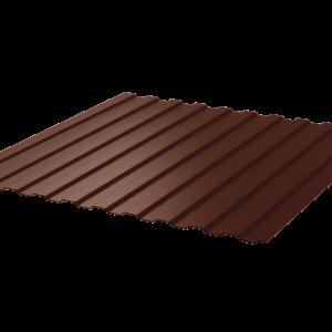 Профнастил С-8 с полимерным покрытием 0.4 мм, цена за м2