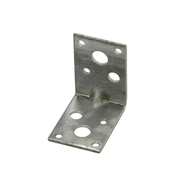 Уголок крепежный усиленный 50х50х35х2 мм ШК