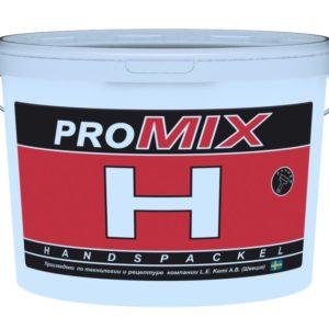 Шпатлевка готовая выравнивающая полимерная PROMIX H, 4.5 кг