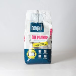 Шпатлевка Bergauf Silk Polymer+, 5 кг
